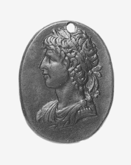 Bust Portrait of a Roman Emperor