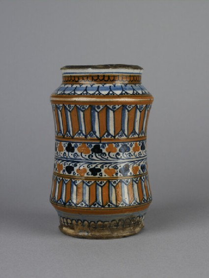 Albarello (storage jar)