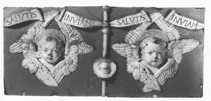 Seraph Head from a Frieze