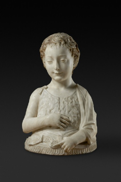 The Infant St John the Baptist