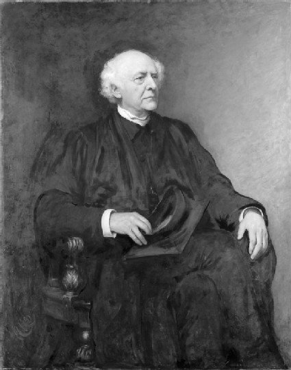 The Very Revd Henry George Liddell, D.D