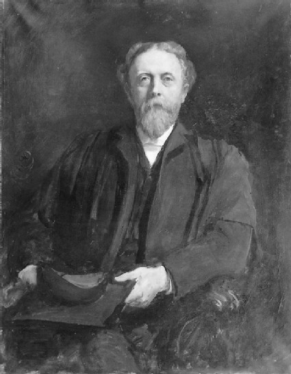 Study of the Revd Henry George Woods, D.D