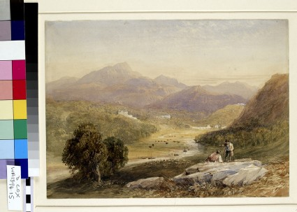The Vale of Ffestiniog, Merionethshire