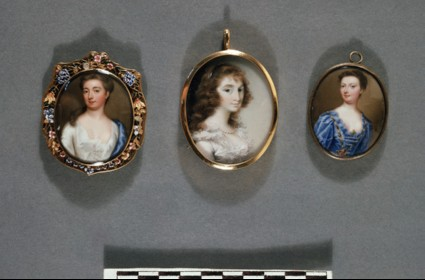 Portrait of Catherine Shorter, wife of Sir Robert Walpole, Earl of Orford