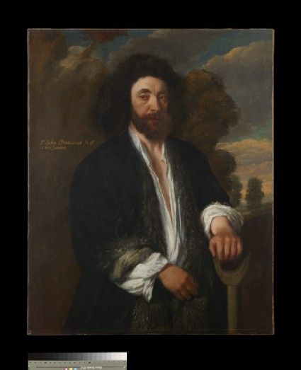 John Tradescant the Younger as a Gardener