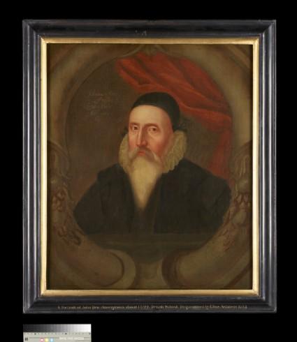 Portrait of John Dee (1527-1608)