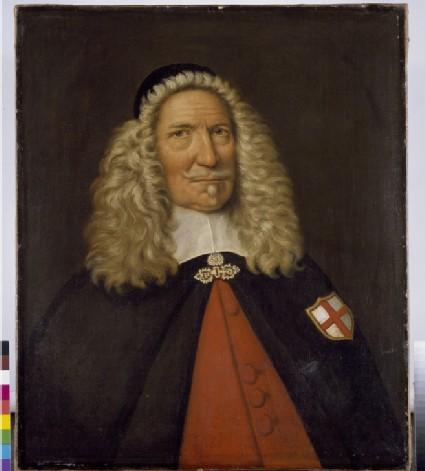 Captain Nicholas Burgh