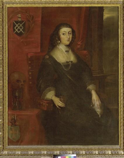 Anne Harington, Lady Molyneux