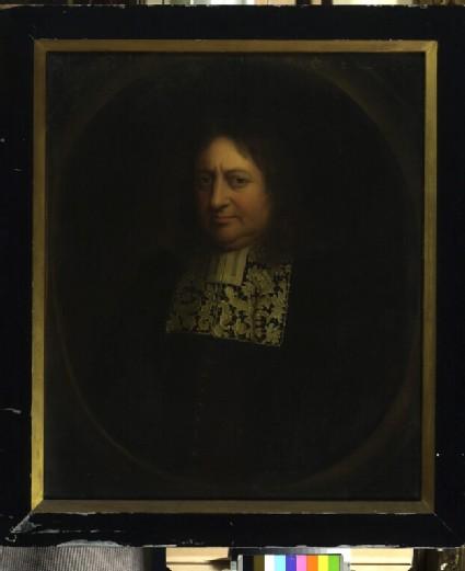 Portrait of Adriaan Beverland