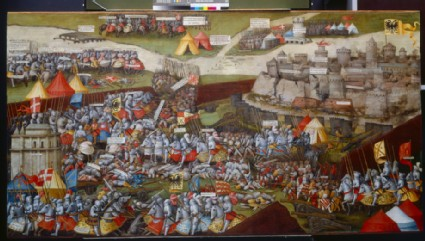 The Siege and Battle of Pavia