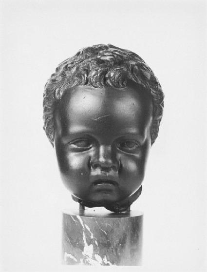 Mask of a child