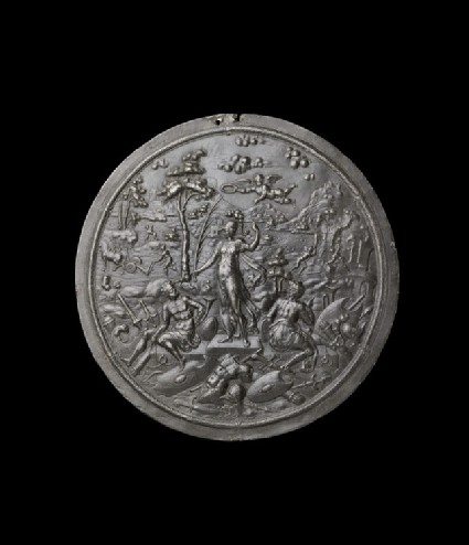 The Fruits of Peace: Allegory of Victory