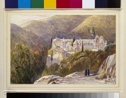 The Monastery of Zografu, Mount Athos