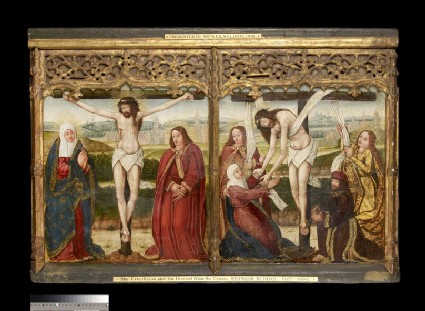 The Crucifixion and the Descent from the Cross