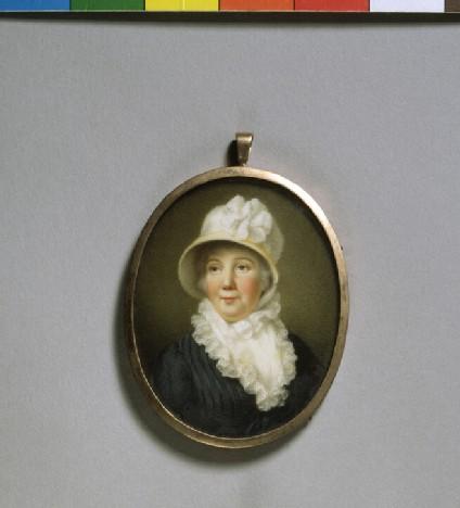 Portrait of Mrs Barbara Meyer, nee Marsden