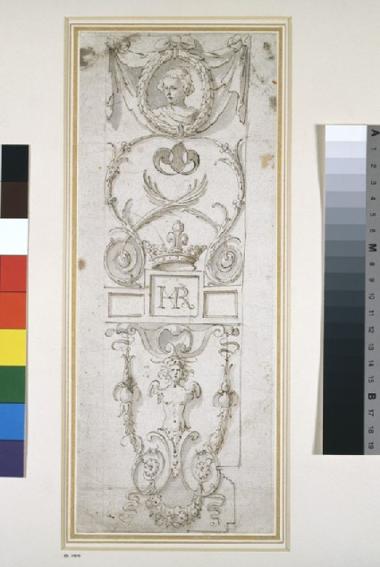 Design for a Decorative Panel