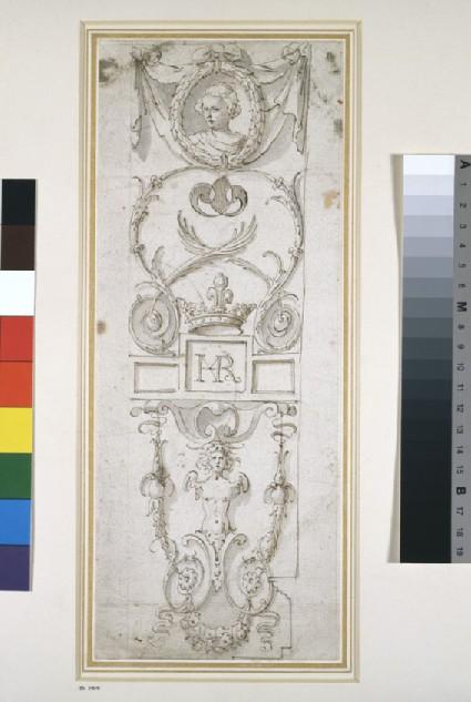 Design for a Decorative Panel