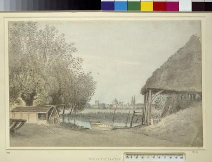 Ferry Hinksey, near Oxford