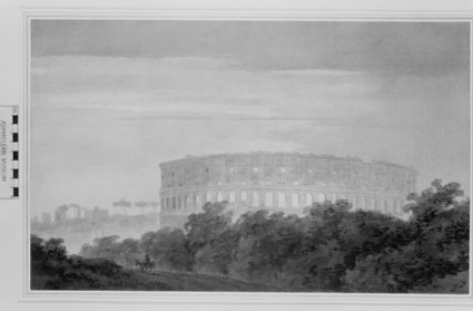The Colosseum from the North