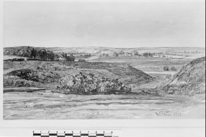 Bramerton Hills, near Norwich