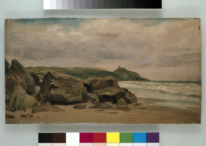 View towards Rame Head, Cornwall