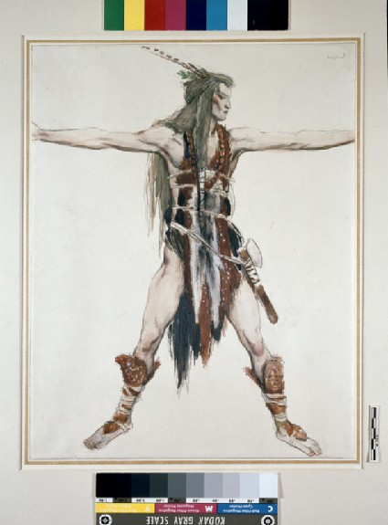 Costume Design for Siegfried