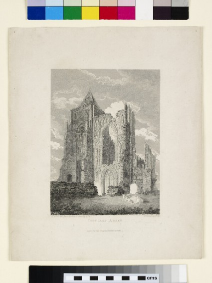Croyland Abbey (Crowland Abbey)