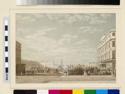 Park Crescent, Regent's Park