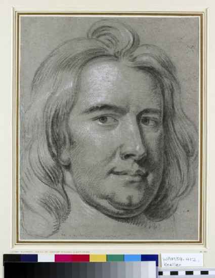 Portrait of Henry Aldrich, Dean of Christ Church, Oxford