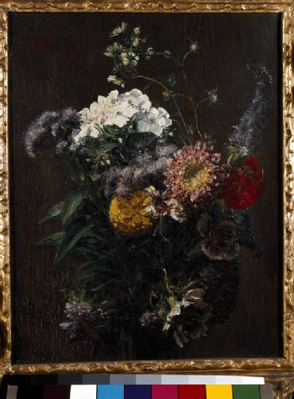 Still Life of Mixed Flowers