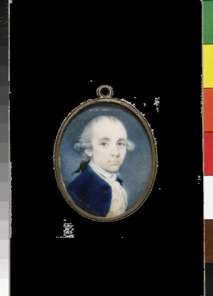 Portrait of Warren Hastings