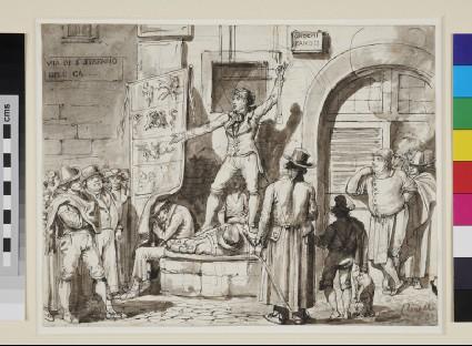 Il Ciarlatano in Piazza
