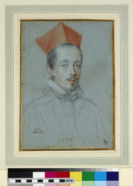 Portrait of Cardinal Luigi Caetano