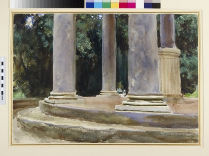 Villa Borghese, Temple of Diana