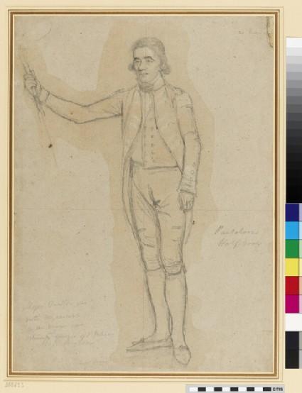Portrait of Major Alexander Beatson