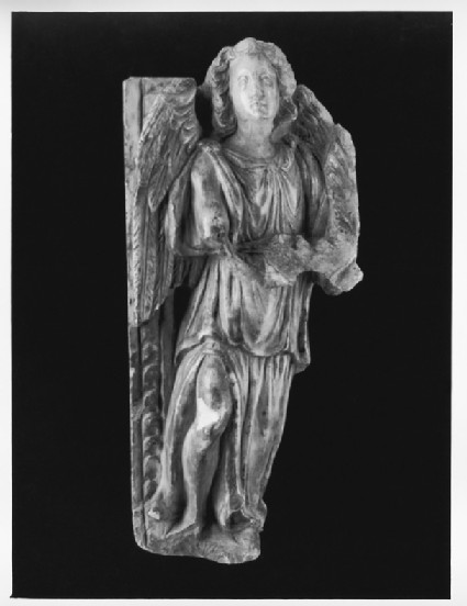 Angel, one of a pair