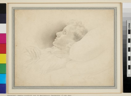 The Duke of Reichstadt on his Deathbed