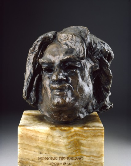 Balzac, Head before the Last Study