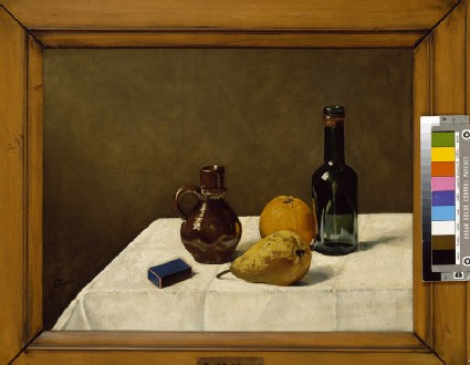 Still Life with a Matchbox