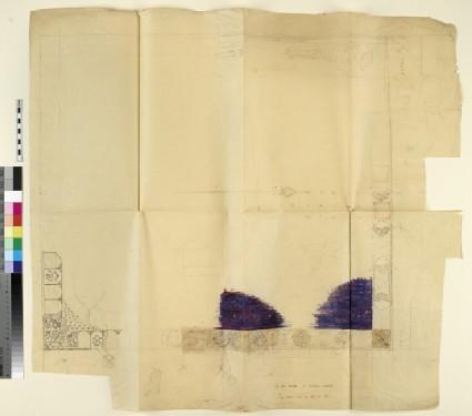 Ecclesiastical textile design: Ego Flos Campi
