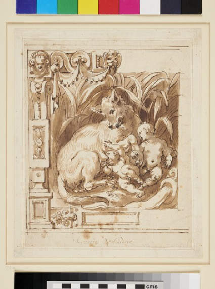 The Nurture of Romulus and Remus