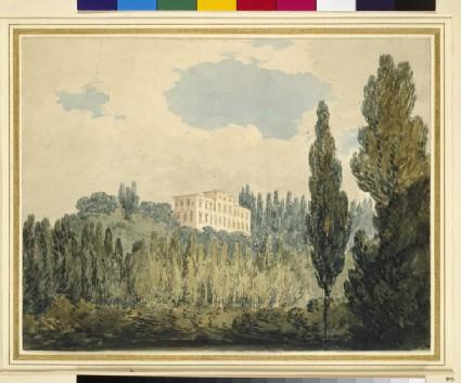 A Villa between Florence and Bologna