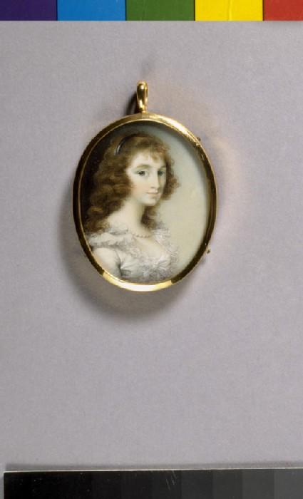 Portrait of Maria Tryphena Blunt