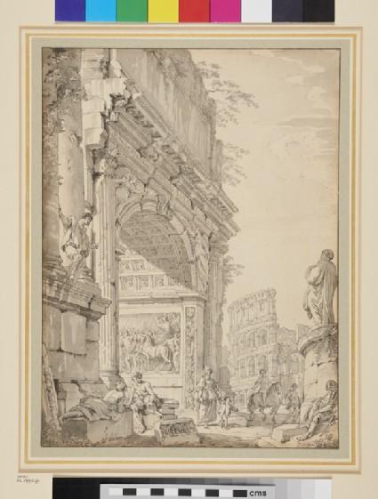 A Roman Capriccio