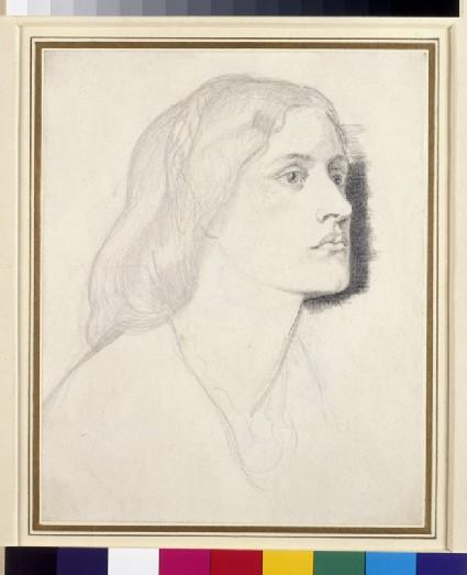 Portrait of Miss Ruth Herbert