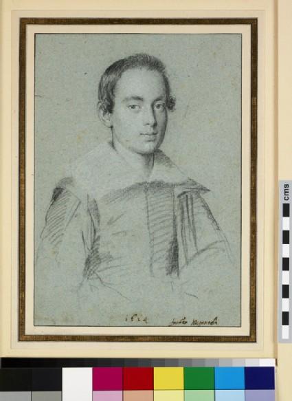 Portrait of Francesco Mignanelli