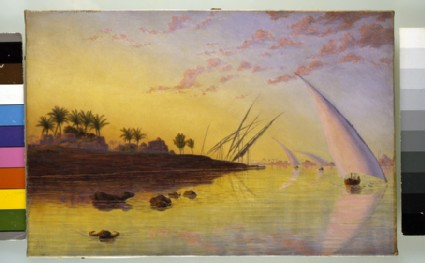 View on the Nile