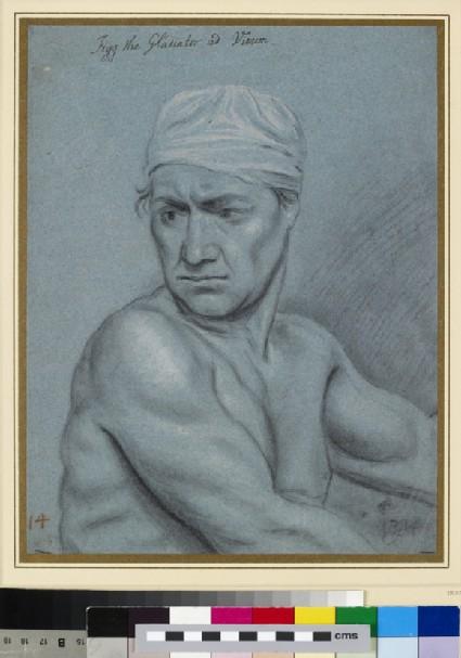 Portrait of James Figg (d. 1734)