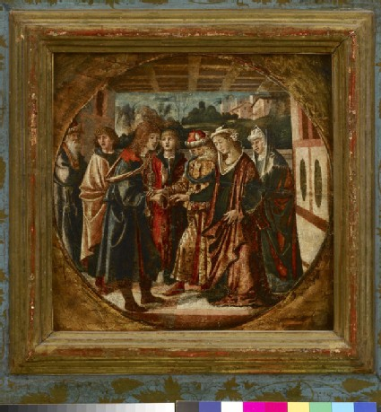 The Marriage of Antiochus and Stratonice
