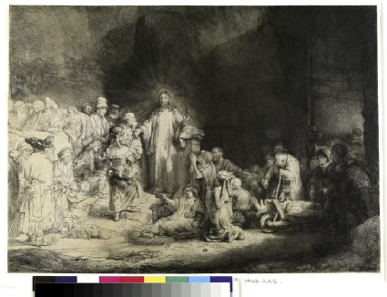 The Hundred Guilder Print (Matthew 19)